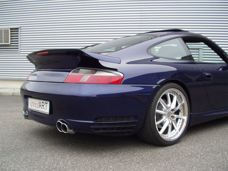 Srs 350 Carrera 2 Generation Speedart Porsche Tuning