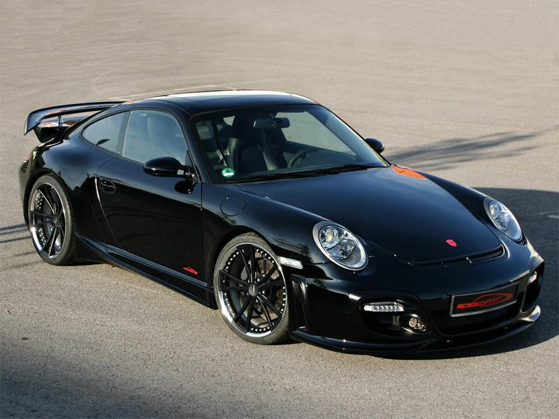 997 Carreras Schwarz Speedart Porsche Tuning
