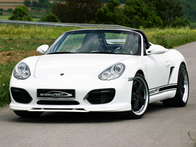 speedart boxster spyder with 19 fuchs package. Black Bedroom Furniture Sets. Home Design Ideas
