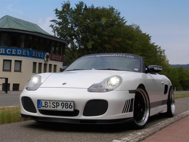 986 Boxster S Cs 290 Speedart Porsche Tuning