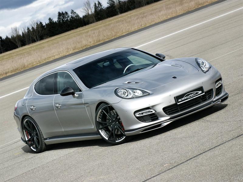 970 Panamera Silber Lsc Speedart Porsche Tuning