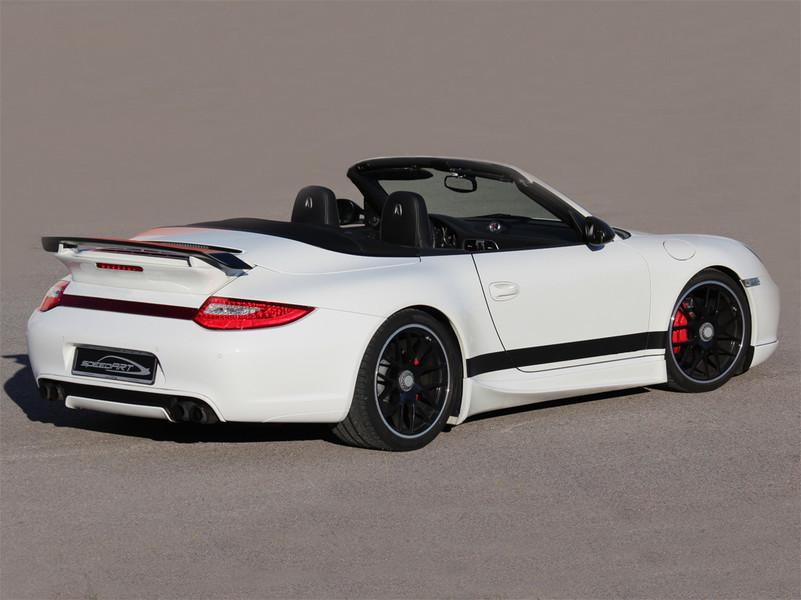 Srs 430 Gts 2 Speedart Porsche Tuning