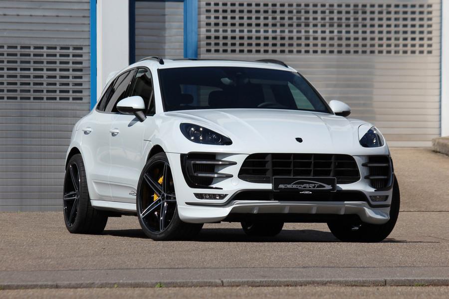 News Speedart Porsche Tuning
