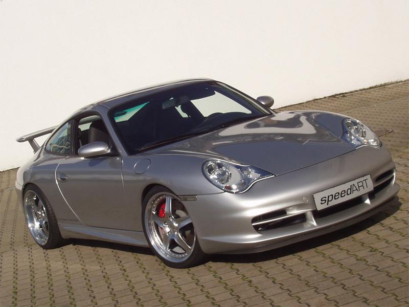 Srs 411 996 Gt3 Speedart Porsche Tuning