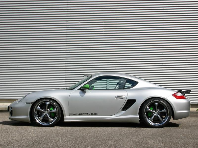Cs 325 Silber Rsc Speedart Porsche Tuning