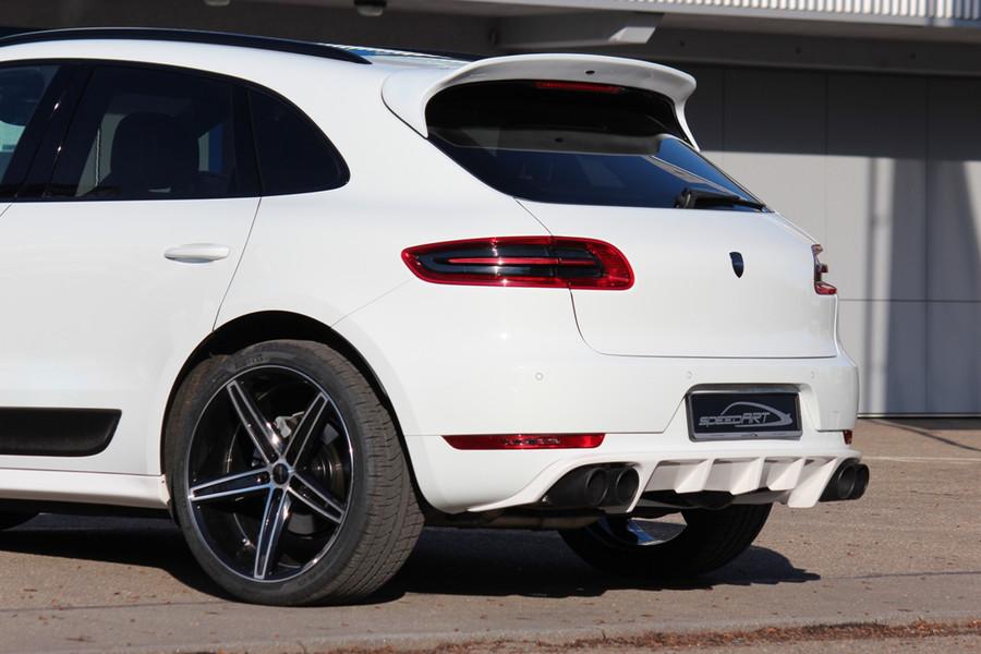 Speedart Sp 390m Speedart Porsche Tuning